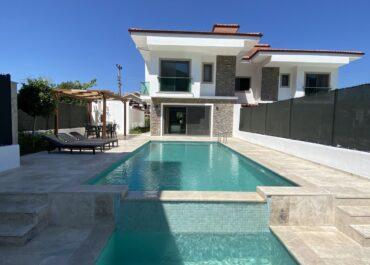 Villa Apollon Twin (Ev Içinde Havuz)