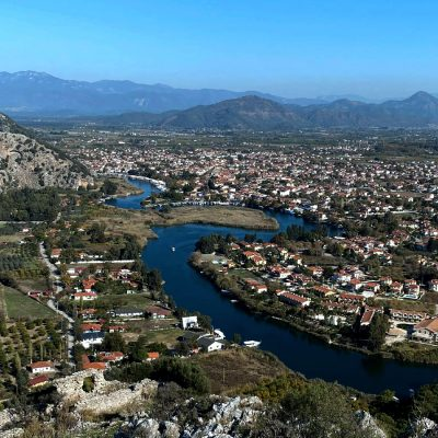DALYAN ON THE RIVER
